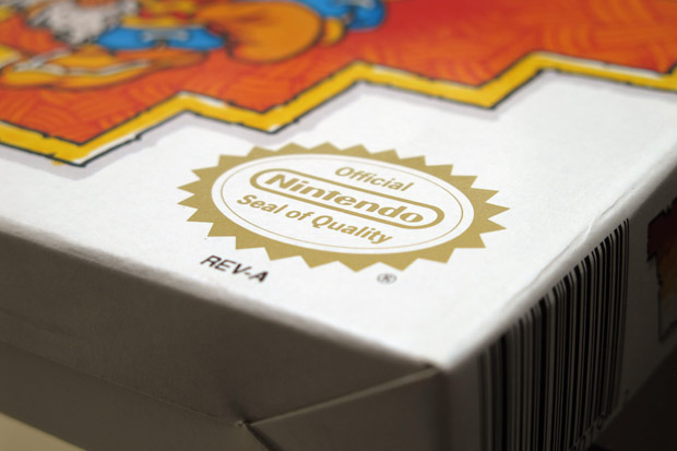 nintendo seal of quality