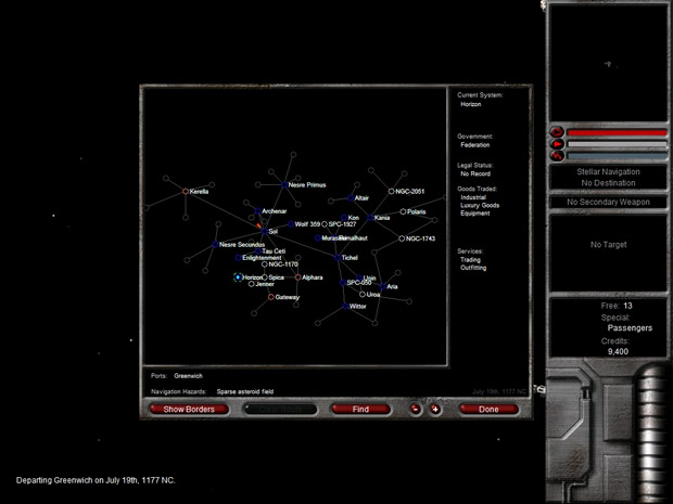 Escape velocity nova key generator